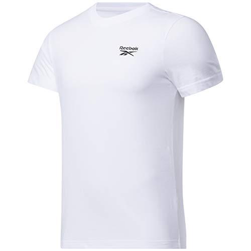 Reebok Ri Classic Tee Herren-T-Shirt, Herren, Unterhemd, GL3146, weiß, XXL