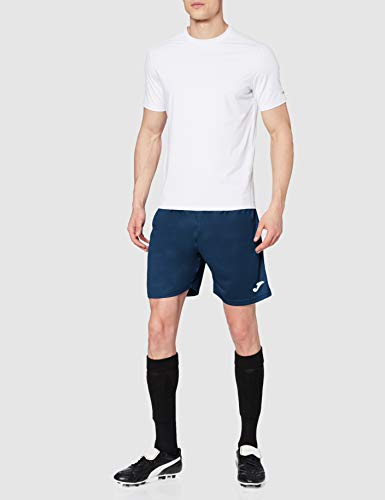 Joma Nobel Pantalones Cortos De Fútbol, Hombres, Azul Marino, M