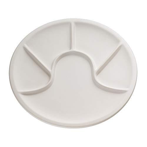 Küchenprofi, Keramik, Weiß