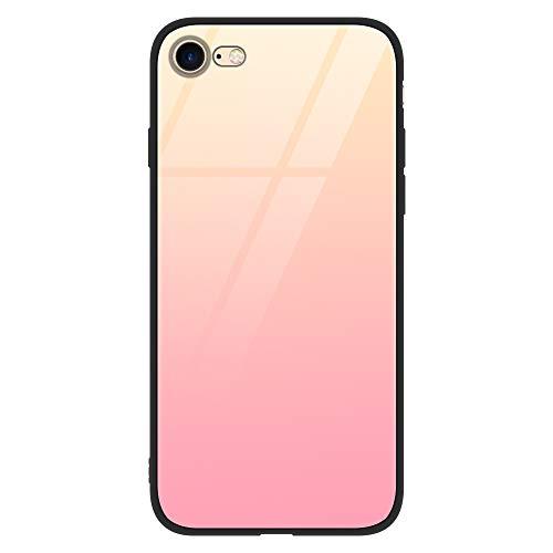 ZhuoFan Funda para iPhone 7 para iPhone 8, Cárcasa Silicona 3D Cristal...