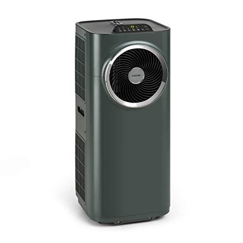 Klarstein Kraftwerk Smart - Mobile Klimaanlage, 3-in-1: Kühlung, Entfeuchtung, Ventilation, Energieeffizienzklasse A, WiFi: Steuerung per App, 10.000 BTU / 2,9 kW, Raumgröße: 29 bis 49 m², anthrazit