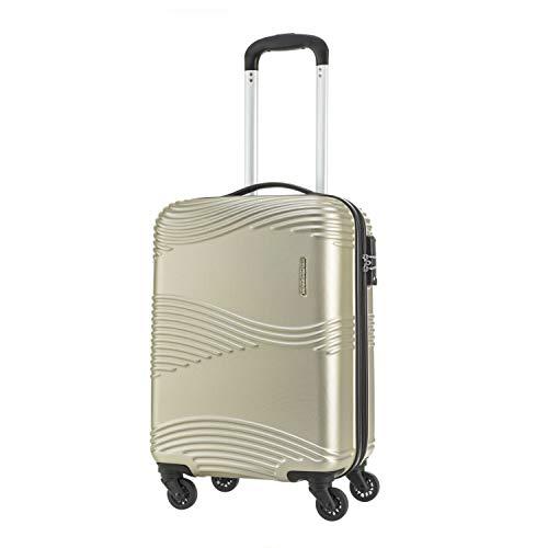 スーツケースカメレオンbyサムソナイト(TEKUテクSPINNER55/20TSA機内持ち込みメーカー1年保証)55cmSサイズ機内持ち込みKAMILIANTbySamsoniteキャリーバッグキャリーケース(ライトゴールド)