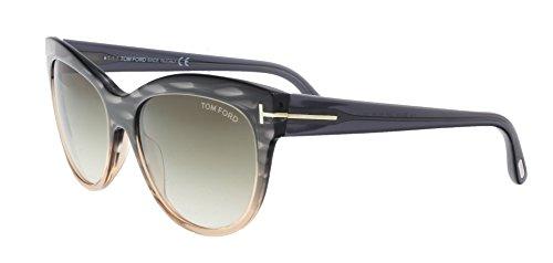 Tom Ford Gafas de Sol 430 (56 mm) Gris