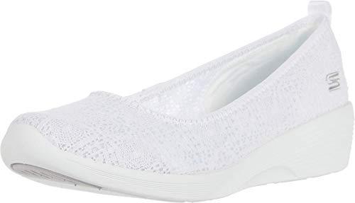 Skechers Fashion Damen-Sneaker, Weiá (weiß), 39.5 EU