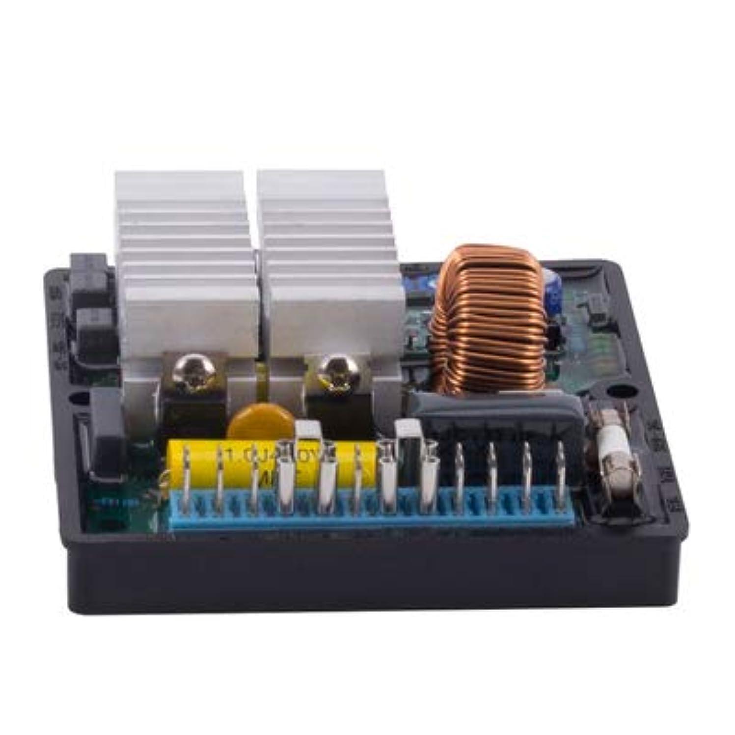 クリスチャン副産物見通しSR7-2G 200KWブラシレス発電機自動電圧調整器AVR SR7米国アウディ圧力調整プレート380