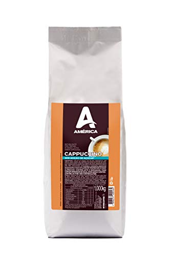 Cappuccino em Pó s/ Ad. Açúcar América - Pac. 1,0 Kg