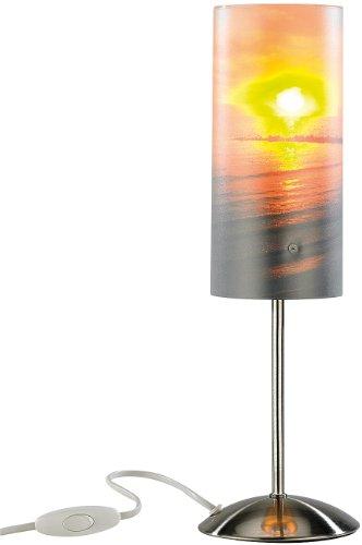 Your Design Fotolampe: Individuelle Tischlampe bedruckbar mit Ihrem Lieblingsfoto (Lampe mit persönlichen Fotos)