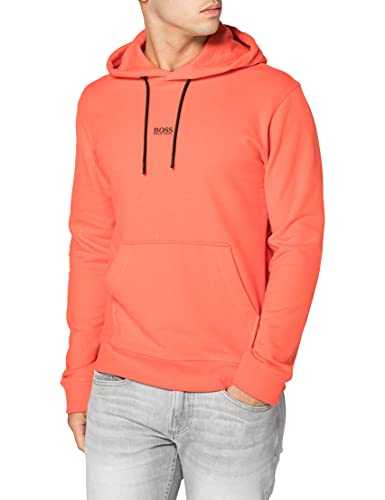 BOSS Weedo 2 Sudadera con Capucha, Open Red646, X-Large para Hombre