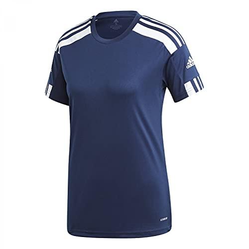 adidas Squad 21 T-Shirt Navblu/White XL