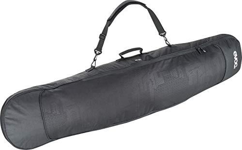 evoc Board Bag 50l, Snowboard Transport Tasche, Black, L(165cm)