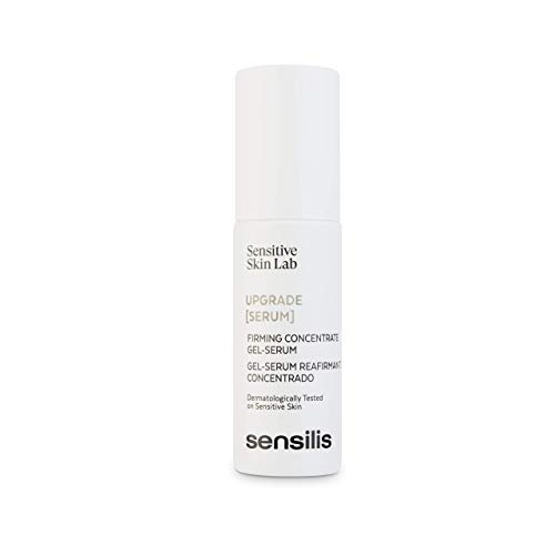 Sensilis Upgrade - Gel Sérum Reafirmante Concentrado para Piel Sensible - 30 ml