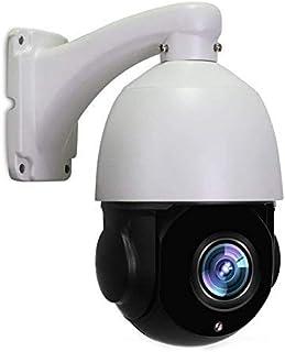 PTZ Camera OutdoorLEFTEK Mini POE PTZ Camera 2.0 MP IR High Speed Dome Camera Night Vision 18x Zoom 4.7-94mm Lens 196ft IR...