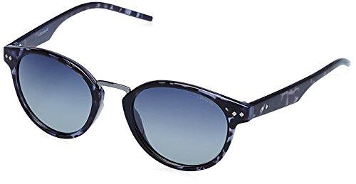 Polaroid PLD 1022/S Z7 TOL Gafas de sol, Azul (Bluette Havana/Blue Sf Polar), 50 Unisex Adulto