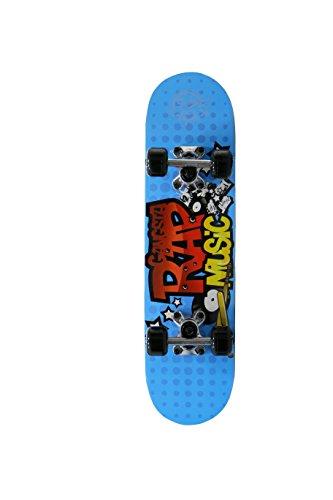 My Area Skateboard skatemax Junior Rock Music für Kinder 5/6Jahre–Grün, Grün