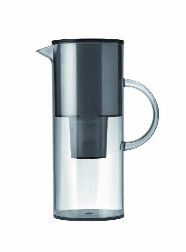 Stelton - Caraffa filtrante Standard Grigio