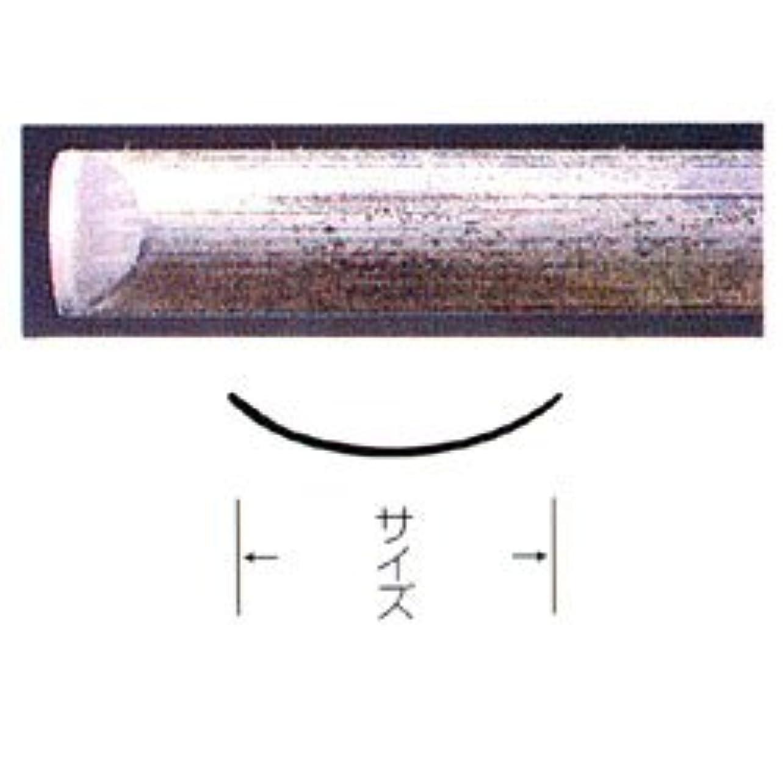 賞賛ベルベットに慣れ彫刻刀 柄なし 12mm 浅丸型