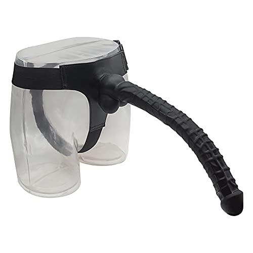 XMDDDA 16.53 inch Men and Women PVC Material Mǎssǎger Super Long Ð@îldǒ with Suction Cup Gǎy Pěnís Beginner Comfortable Waterproof Toys Model OQPEJMF54 (Color : B)