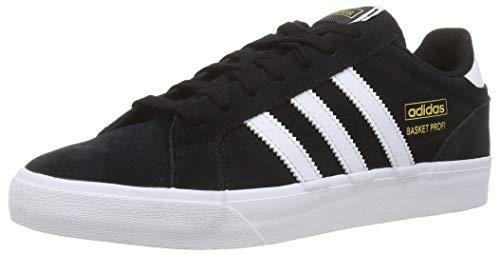adidas Basket Profi LO, Zapatillas de Running Hombre, Negro, 44 EU
