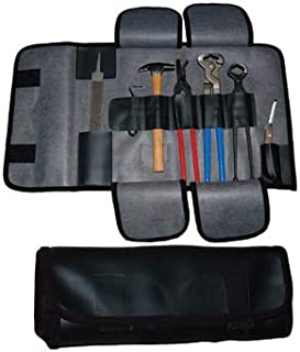 Country Pride Farrier Tool Kit - 7 Piece Horse Hoof Care Set - with Bag