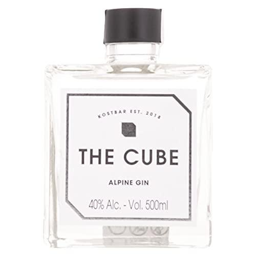The Cube An Austrian Dry Gin