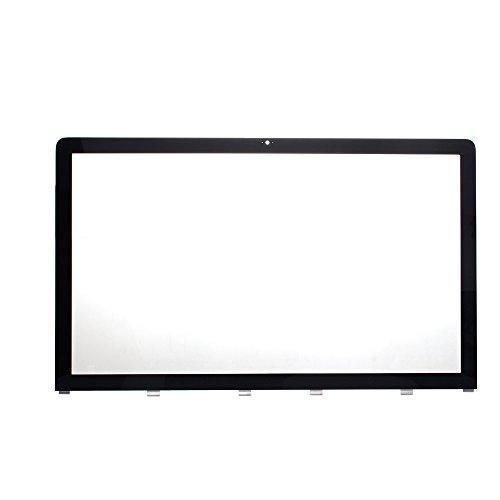 OLVINS Neu LCD Glas für Apple iMac 27'' A1312 Glas Front Screen Panel Bezel 2009 2010