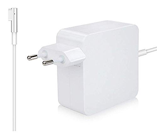 Cargador compatible 60 W MagSafe Apple de 60 W para MacBook y MacBook Pro de 13 pulgadas.