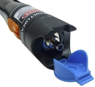 Fibershack - Fiber Optic Visual Fault Locator - VFL - Red Light Fiber Optic Cable Tester - 1mW and 10mW (10mW)