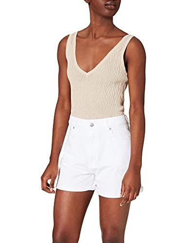 Pepe Jeans Mary Short Pantalones Cortos, 000denim, 27 para Mujer