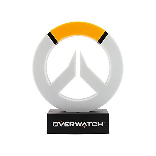 Overwatch - Logo - Tischlampe | Offizielles Merchandise von Blizzard
