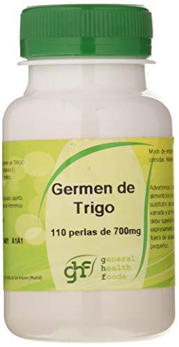 Ghf Germen de Trigo, 110 perlas 700 mg