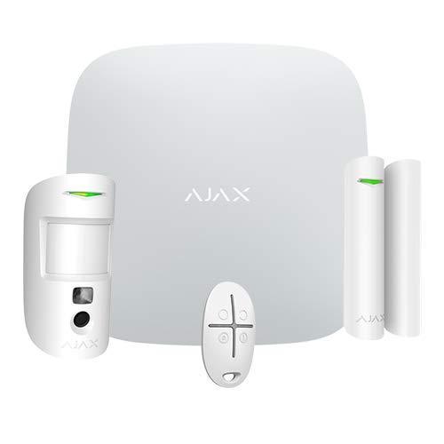 AJAX Alarmanlagen Starter Set 2 (weiß)