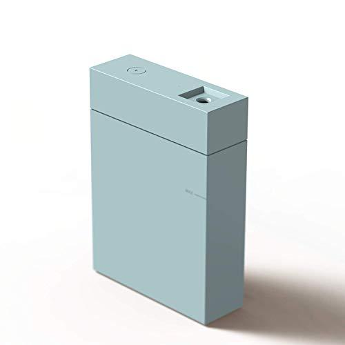 Sichy Humidificadores Bebés, 400ml Humidificador ultrasónico Mini Humidificadores Recargables USB de 1200 mAh para Viajes, Oficina, hogar, 3 temporizadores, 19dB Whisper Quiet, Apagado automático