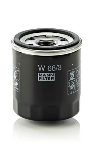 Original MANN-FILTER Ölfilter W 68/3 – Für PKW und Nutzfahrzeuge