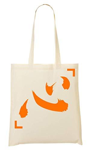 BakoIsland Netero Lucky Symbol Design Tragetasche Einkaufstasche