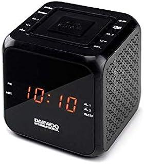 Amazon.es: despertador daewoo