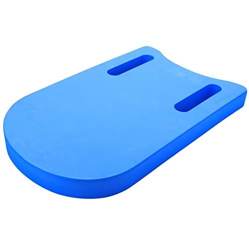 FOLOSAFENAR Tabla Flotante Segura Tabla Flotante, para niños, Adultos, para Entrenamiento de natación(Blue)