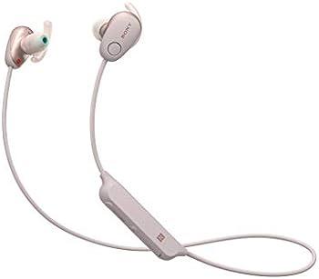 Sony SP600N Wireless Noise Canceling Sports In-Ear Headphones