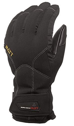 MATT 3085 NG12 Gant, Filles, Noir, 12