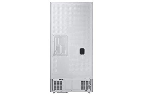 Samsung RF50A5202S9/ES Frigorifero Side by Side Tre Porte, 330 Litri Frigorifero, 165 Litri Congelatore, 355 kWh/Anno
