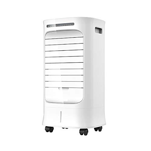 Fire cloud kleine waterventilator, geruisloze verrekijker, 15 uur reserveringsschakelaar, wit