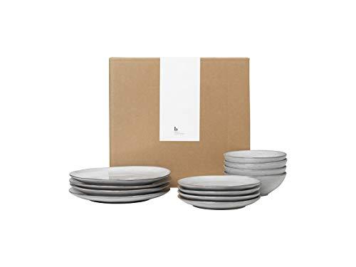 Broste Copenhagen 80019746 - Juego de mesa (cerámica)