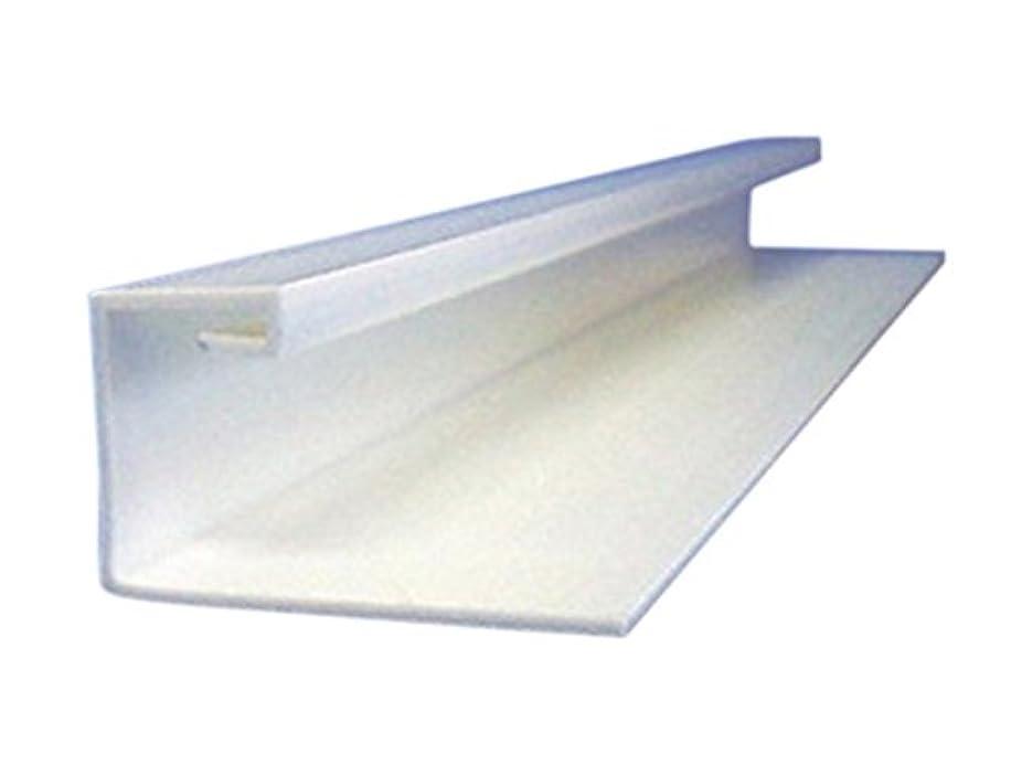 爆発物その絶えずコ型塩ビ天井見切縁(白)コ型C-9.5×1820mm 15個入り