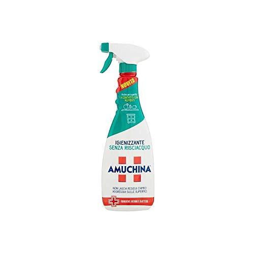 Amuchina Detergenti Bagno/cucina Specifici Trigger Di Plastica 0.75lt Rp