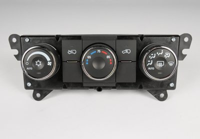 ACDelco 15-74218 GM Original Equipment Heating and Air Conditioning Control Panel with Rear Window Defogger Switch