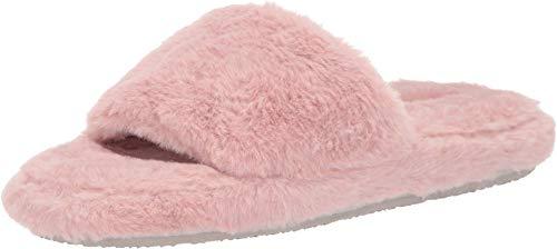 Cobian Women's Morning Bliss Pink Slipper, 9