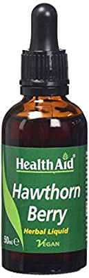 HealthAid Hawthorn Berry (Crataegus laevigata) Liquid 50ml