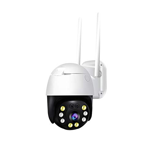 Aouevyo Outdoor Security Camera 3MP HD PTZ Outdoor Camera 2.4G WiFi Home Security Surveillance Camera for Motion Detection Alert 98ft IR Night Vision,Waterproof IP66,Two-Way Audio,Support Max 128GB
