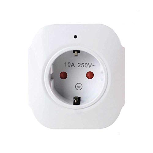 Enchufe Inteligente WiFi con USB Control vía Smartphone/App...