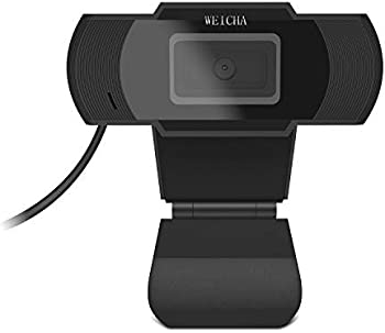 WEICHA 1080P HD Webcam with Microphone