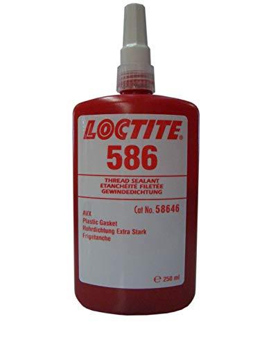 Henkel Loctite 88566 - Filettatura per tubi, ad alta resistenza, 250 ml